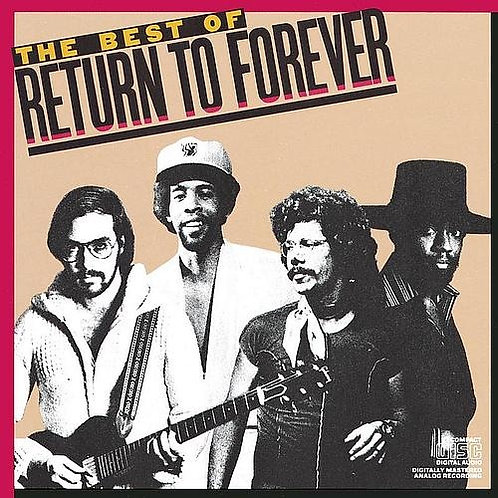 RETURN TO FOREVER CD The Best Of