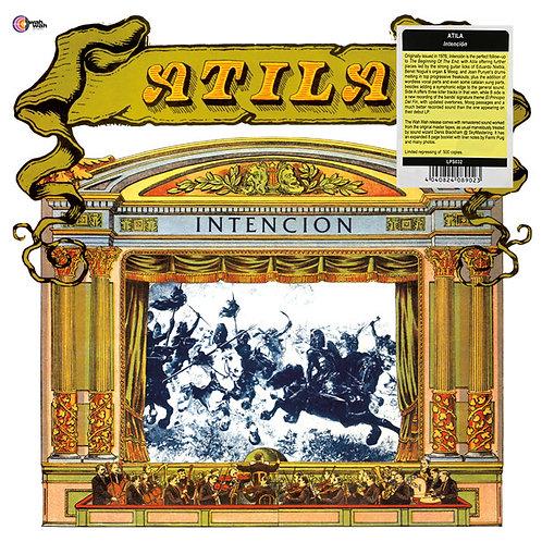 ATILA LP Intencion (Gatefold Cover)
