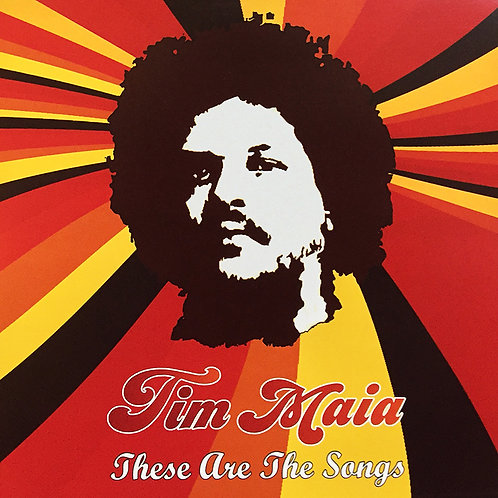 TIM MAIA 2xLP These Are The Songs (Brazilian Funk Soul)