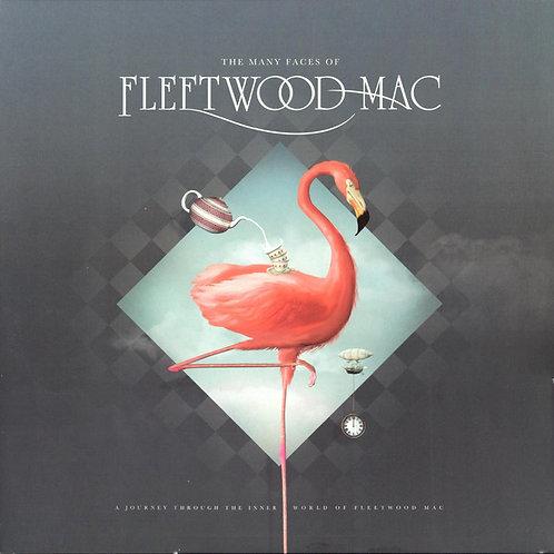 FLEETWOOD MAC 2xLP The Many Faces Of Fleetwood Mac (Marble Coloured Vinyls)