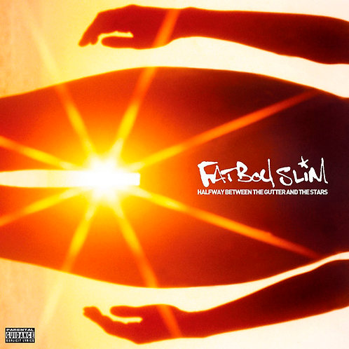 FATBOY SLIM 2xLP Halfway Between The Gutter And The Stars