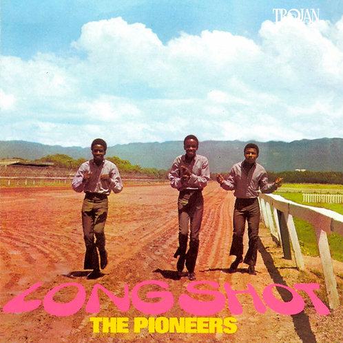 THE PIONEERS CD Long Shot