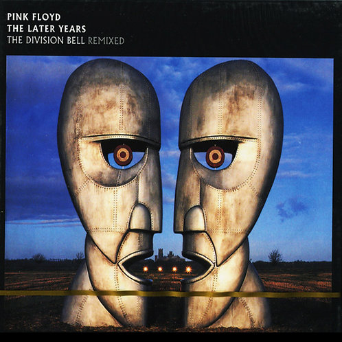 PINK FLOYD 2xCD The Division Bell - Remixed