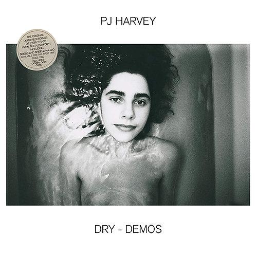 PJ HARVEY LP Dry Demos