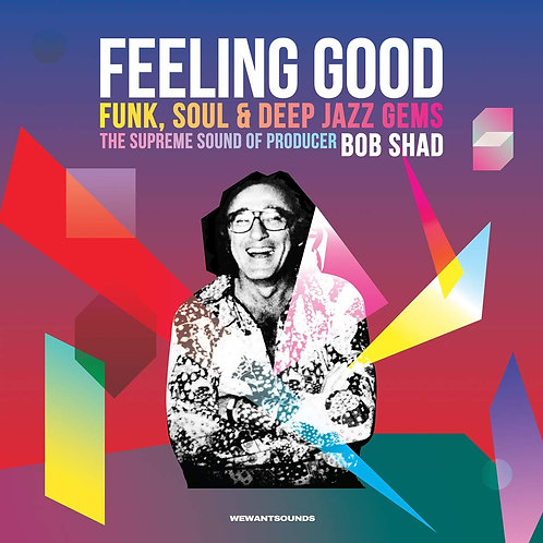 VARIOS 2xLP Feeling Good (Funk, Soul & Deep Jazz Gems: The Supreme Sound