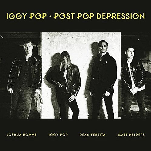 IGGY POP LP Post Pop Depression