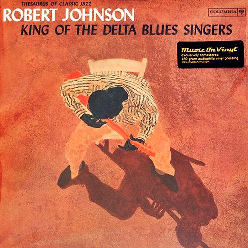 ROBERT JOHNSON LP King Of The Delta Blues Singers