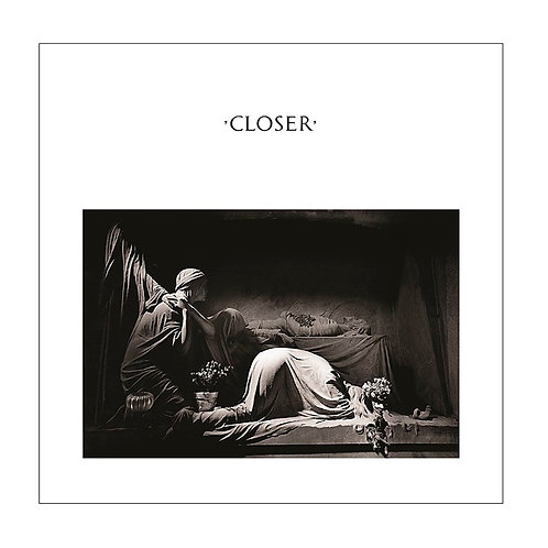 JOY DIVISION LP Closer (Remastered)