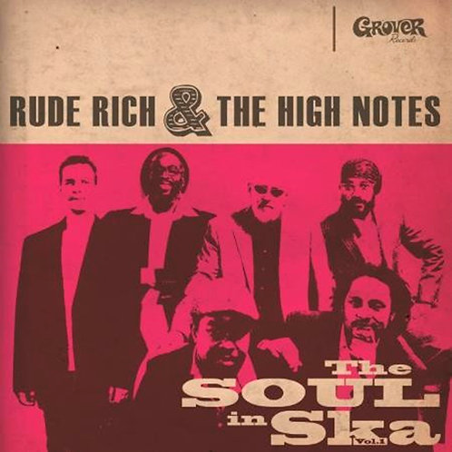 RUDE RICH HIGH NOTES LP+CD Soul Of Ska Vol 1