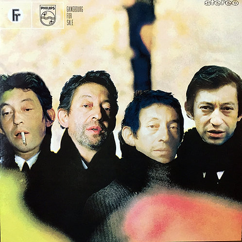 SERGE GAINSBOURG LP For Sale (Rarities)