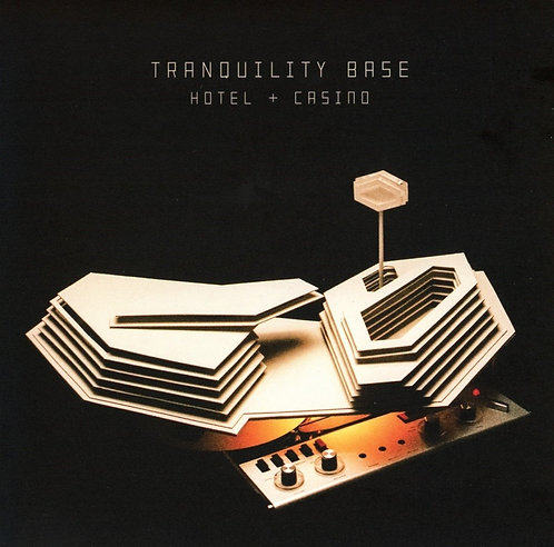 ARCTIC MONKEYS CD Tranquility Base Hotel + Casino