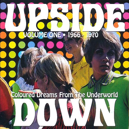 VARIOS LP Upside Down Volume One 1966-1970