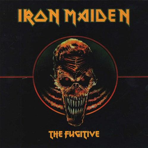 IRON MAIDEN LP The Fugitive