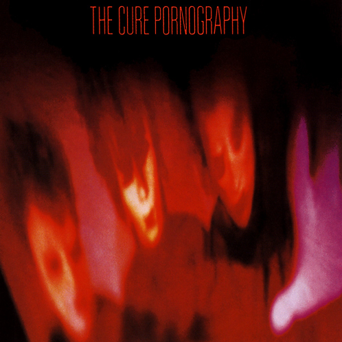 THE CURE CD Pornography (Remastered)