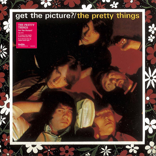 THE PRETTY THINGS LP Get The Picture?