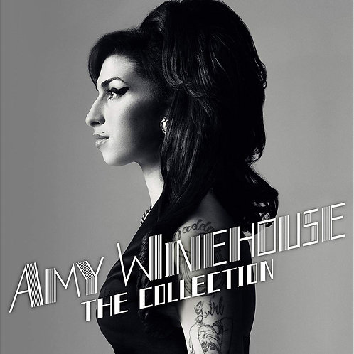 AMY WINEHOUSE BOX SET 5xCD The Collection