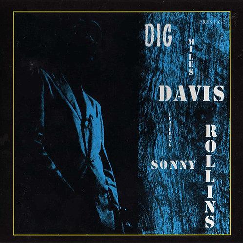 MILES DAVIS featuring SONNY ROLLINS CD Dig (Digipack)