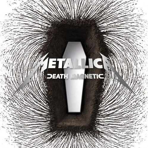 METALLICA CD Death Magnetic