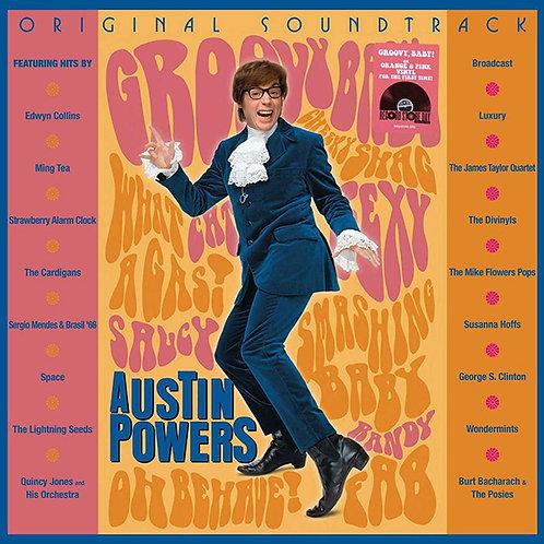 VARIOUS ARTISTS 2xLP Austin Powers International Man of Mystery (RSD Drops 2020)