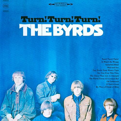 THE BYRDS CD Turn! Turn! Turn! + Bonus Tracks