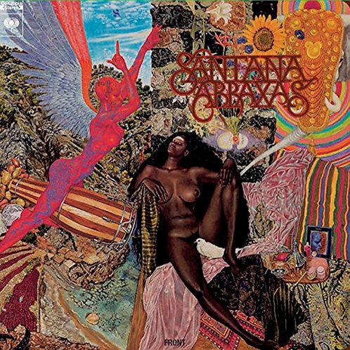 SANTANA LP Abraxas (Gatefold Cover with Poster)