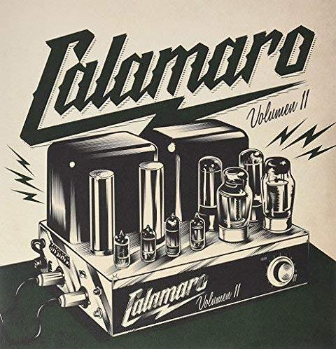 ANDRES CALAMARO 2xLP+CD Volumen 11