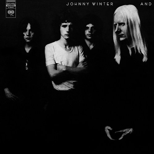 JOHNNY WINTER LP And (180 Gram)