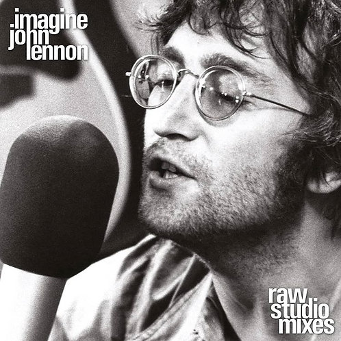 JOHN LENNON LP Imagine (Raw Studio Mixes) (Record Store Day 2019)
