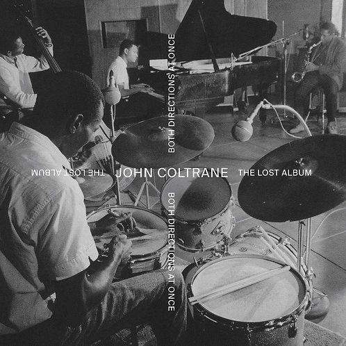 JOHN COLTRANE LP Both Directions At Once: The Lost Album
