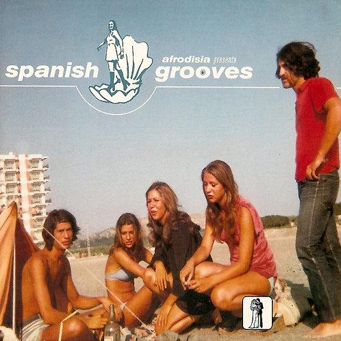 VARIOUS CD Afrodisia Presenta Spanish Grooves
