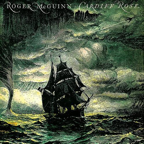 ROGER McGUINN LP Cardiff Rose (The Byrds)