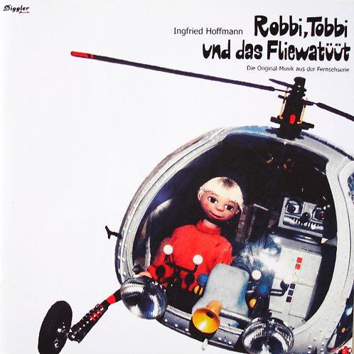 OST CD Robbi, Tobbi Und Das Fliewatüüt