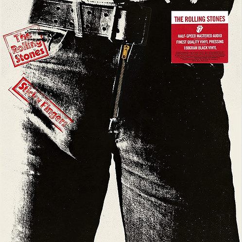 ROLLING STONES LP Sticky Fingers (Half-Speed Mastered Audio)