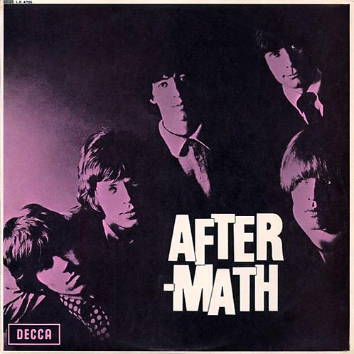 ROLLING STONES CD Aftermath (Vinyl Replica) 1966