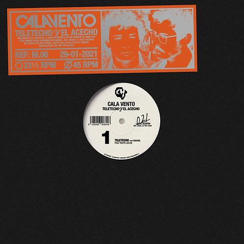 CALA VENTO MAXI-LP Teletecho y El Acecho
