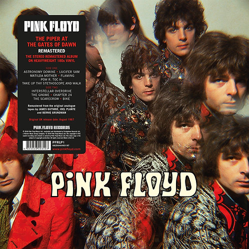 PINK FLOYD LP The Piper At The Gates Of Dawn (Remastered)