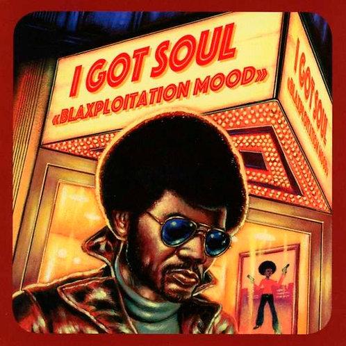 "VARIOS CD I Got Soul ""Blaxploitation Mood"""