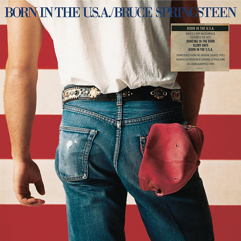 """BRUCE SPRINGSTEEN LP Tramps Like Us - The Complete """"Born To Run"""" Album"""