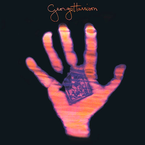 GEORGE HARRISON CD Living In The Material World