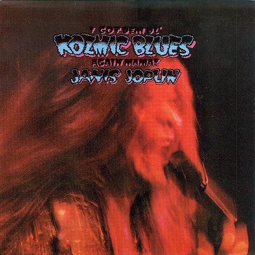 JANIS JOPLIN CD I Got Dem Ol' Kozmic Blues (Vinyl Replica Mini Lp Style Edition)