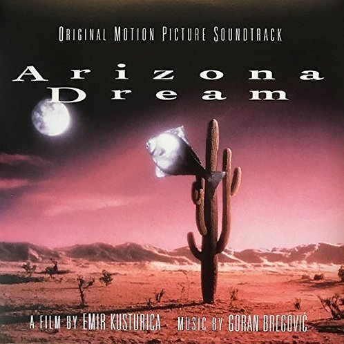 GORAN BREGOVIC LP Arizona Dream (Original Motion Picture Soundtrack)