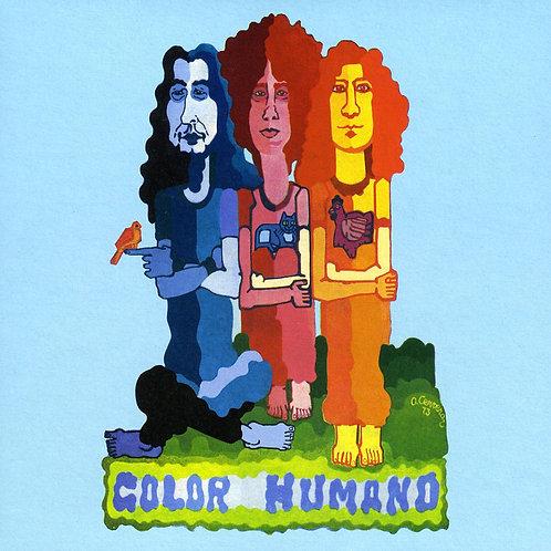 COLOR HUMANO LP Color Humano II (Argentine Psych Rock)