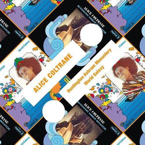 ALICE COLTRANE CD Huntington Ashram Monastery / World Galaxy