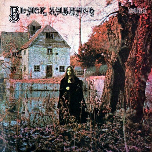 BLACK SABBATH LP Black Sabbath