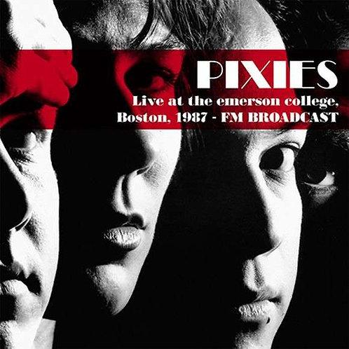 PIXIES LP Live At The Emerson College, Boston, 1987 - FM Broadcast
