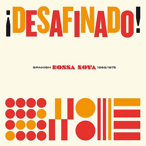 VARIOS LP ¡Desafinado! - Spanish Bossa Nova 1963/1975 (RSD 2018)