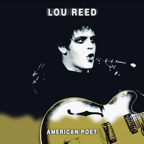 LOU REED 2xLP American Poet