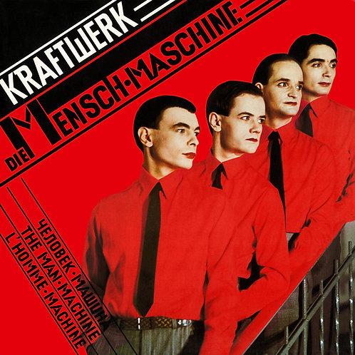 KRAFTWERK LP Die Mensch·Maschine