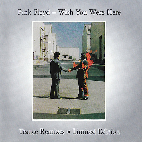 PINK FLOYD CD Wish You Were Here - Trance Remixes