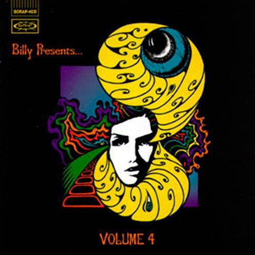 VARIOS LP Psychedelic Unknowns Volume 4